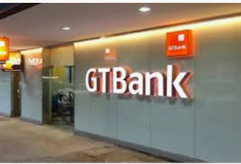 gtbank. gtb. Guarantee trust bank