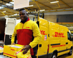 dhl courier vacancies