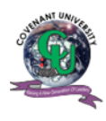 Covenant university school fees (Authentic fees for all courses)
