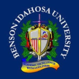 Benson Idahosa University [Courses, fees, dressing and more]
