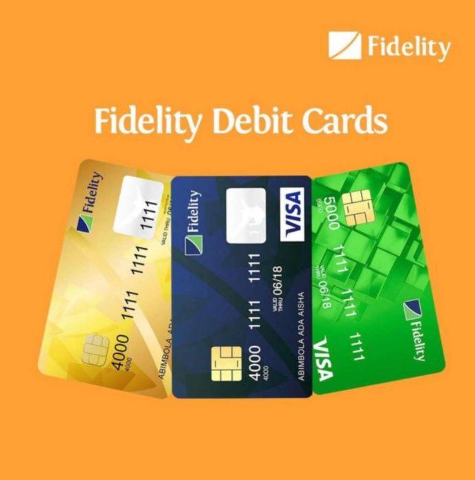 Fidelity Bank Plc cards
