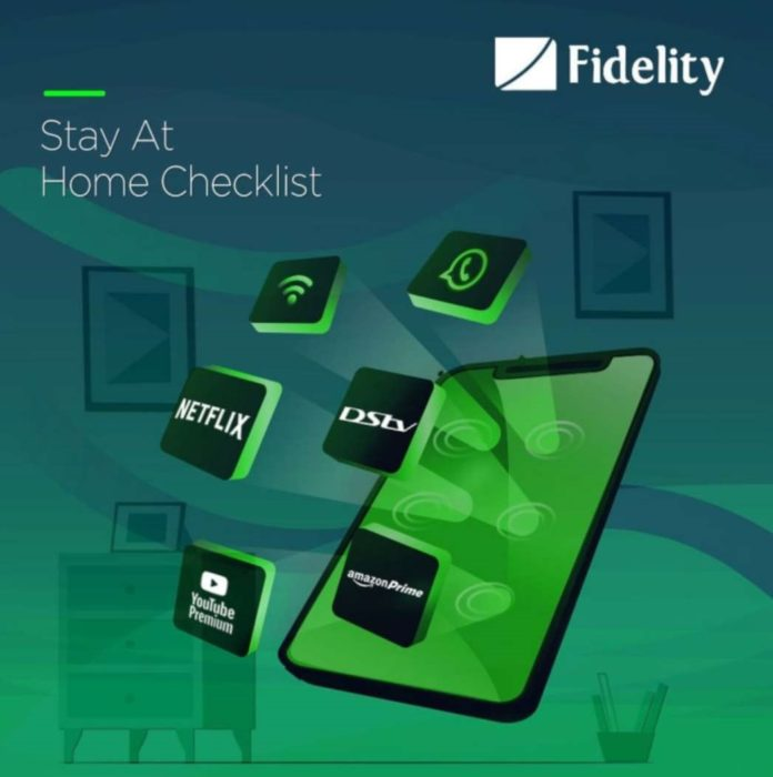 How to buy airtime from fidelity bank