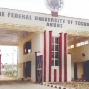 Federal University of Technology, Akure (FUTA) [SPGS, Admission, pre-degree, courses, etc]