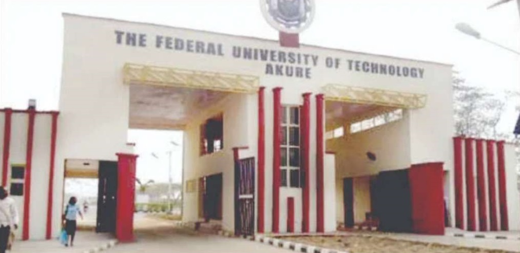 Federal University of technology akure. FUTA