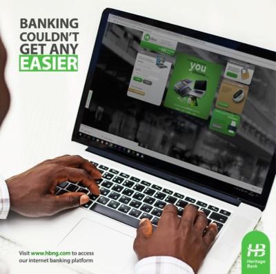 Heritage Bank Internet Banking