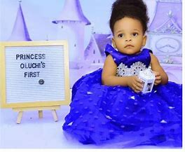 Queen Nwokoye's daughter
