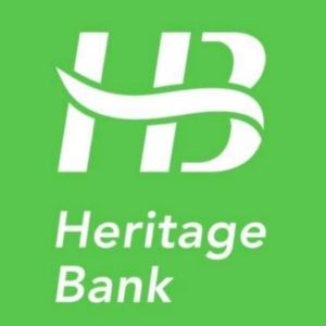 Heritage Bank (transfer codes, career, branches, etc )