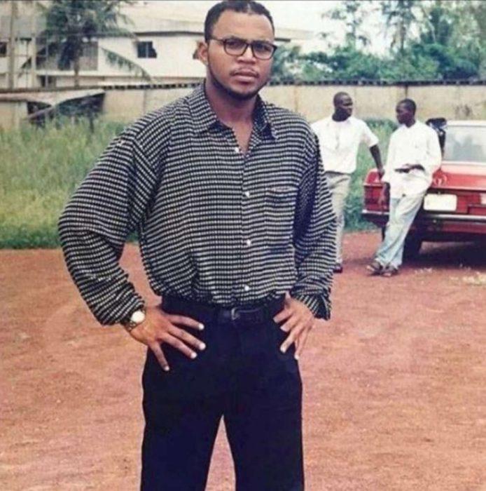 Ramsey Noah  Tokunbo Nouah Jr.