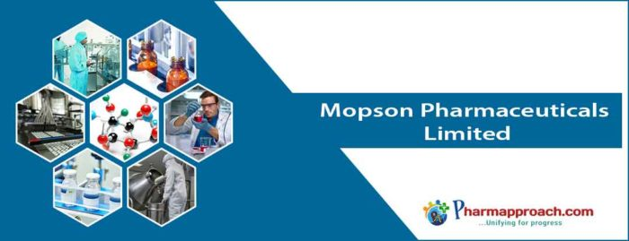 Mopson Pharmaceutical Limited