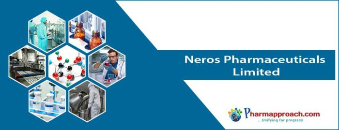 Neros Pharmaceuticals Ltd