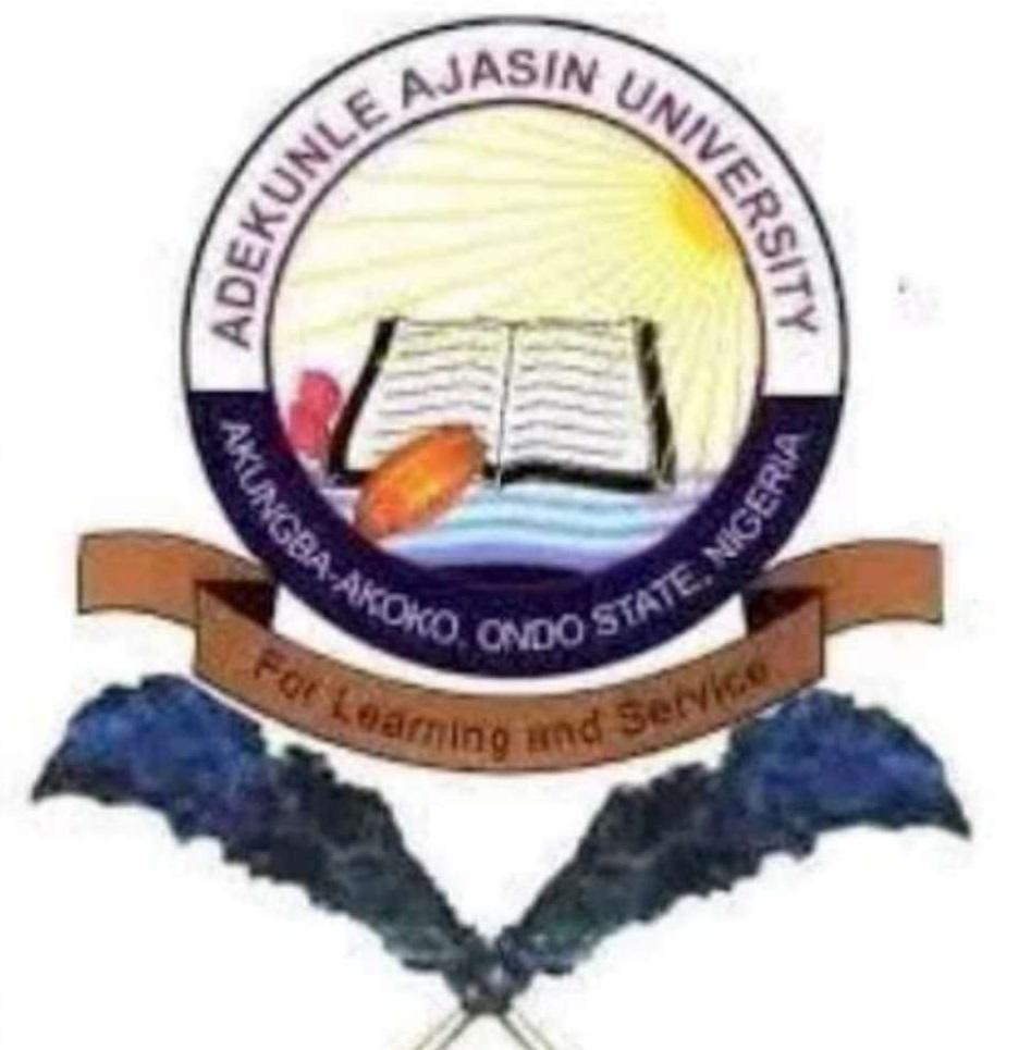 logo Adekunle Ajasin University (AAUA)