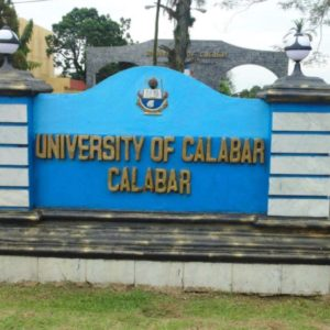The University of Calabar (UNICAL). A guide.