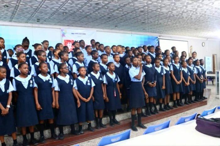 Dansol High School Choir