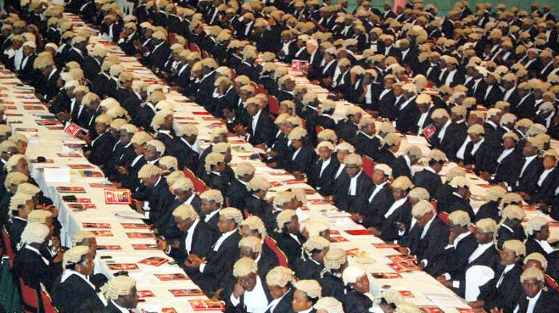 Nigerian law school graduates