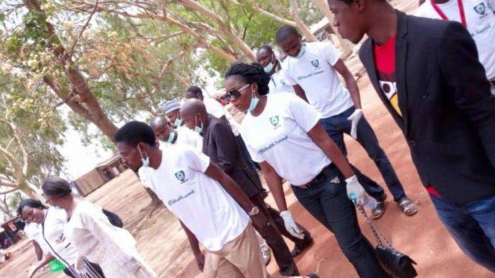 Kaduna polytechnic students