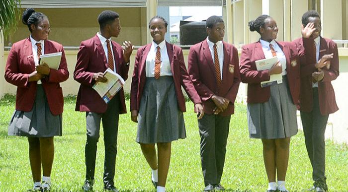 Lekki british school uniform