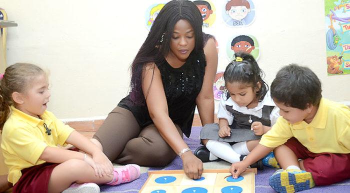 Lekki British preschool