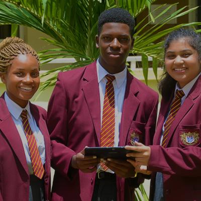 Students of Lekki british school
