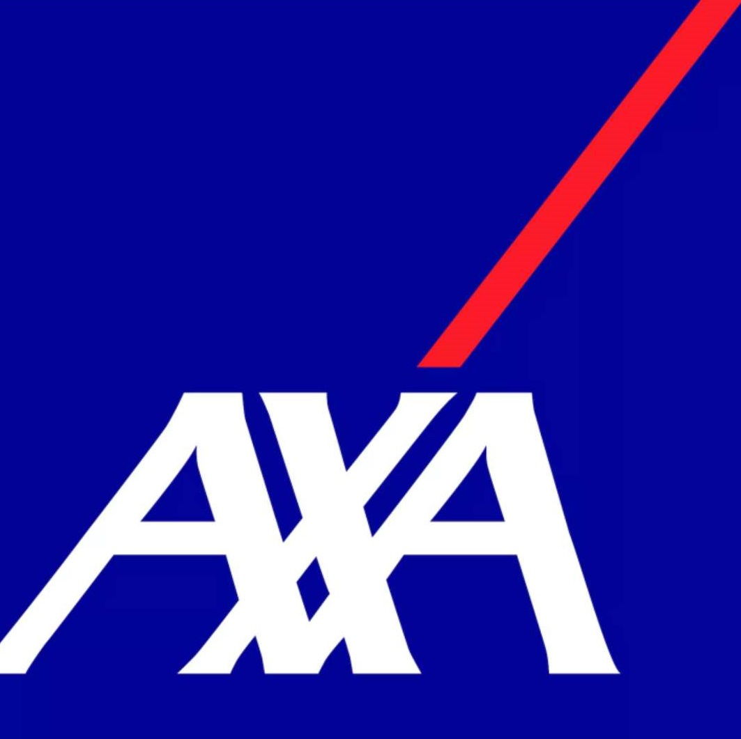 AXA mansard logo