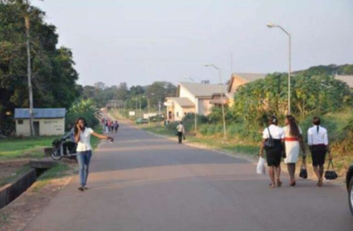 UNN University Of Nigeria Nsukka environment