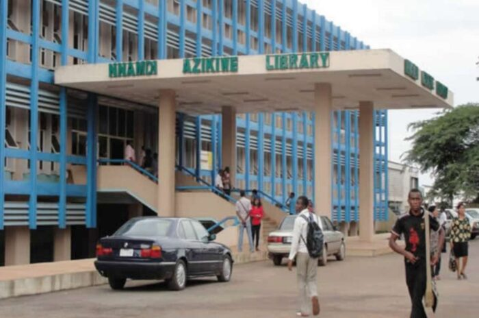 UNN University Of Nigeria Nsukka library