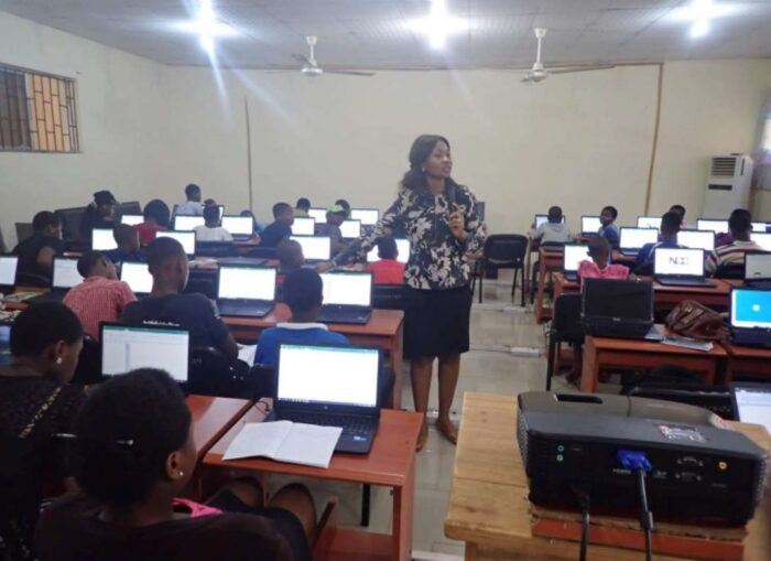 UNN University Of Nigeria Nsukka classroom