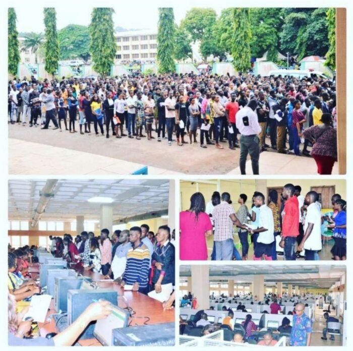 UNN University Of Nigeria Nsukka students