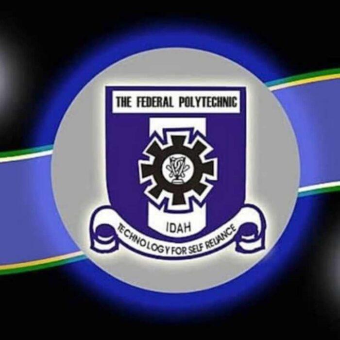 Federal polytechnic idah logo