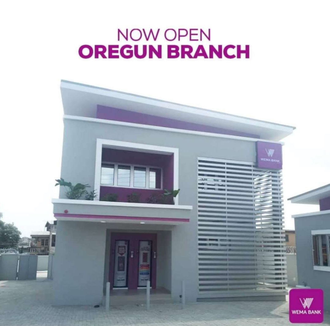 wema bank branch
