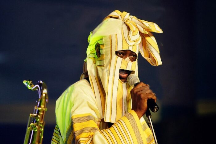A picture of Lagbaja