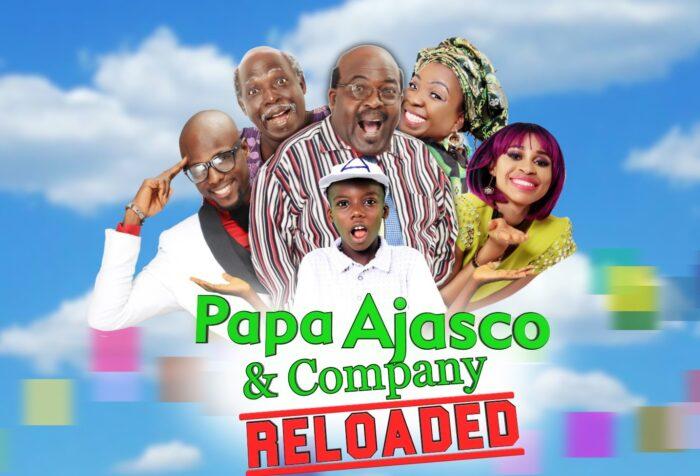 Papa Ajasco Reloaded