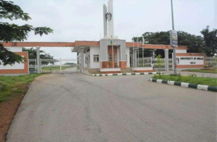 University of Abuja (UNIABUJA) gate