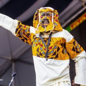 All about the Mysterious Lagbaja