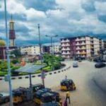 Surulere Lagos. Malls, hotels, and restaurants