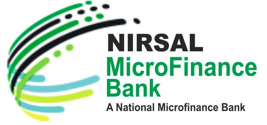 NIRSAL-Microfinance bank logo