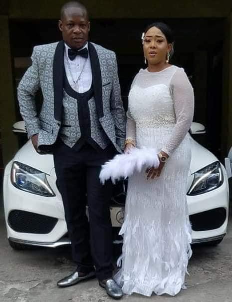 kunle poly wedding