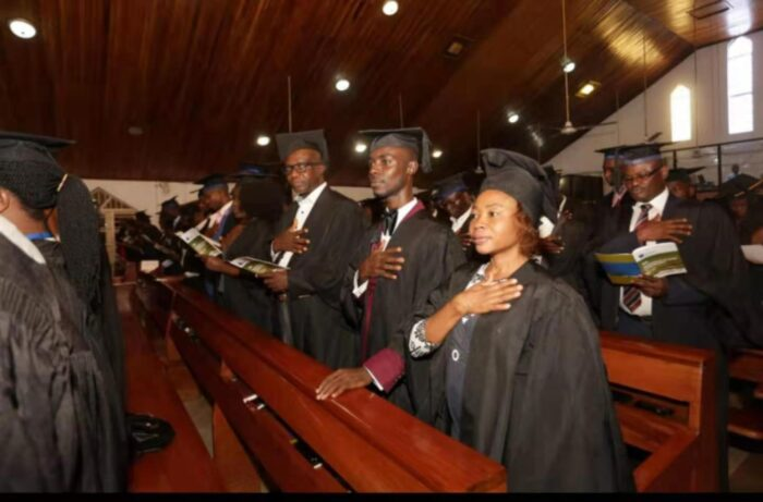 babcock university students