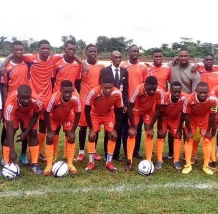 babcock university football team