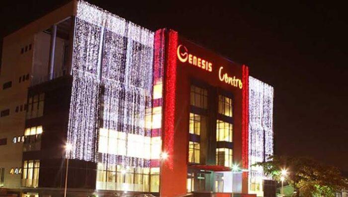 genesis cinema nigeria
