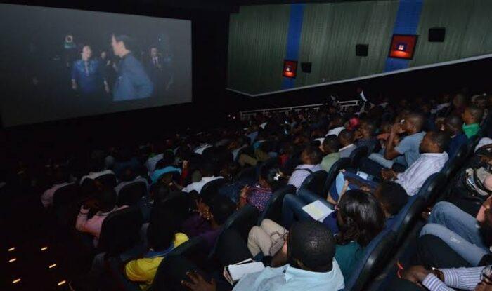 ozone cinema yaba