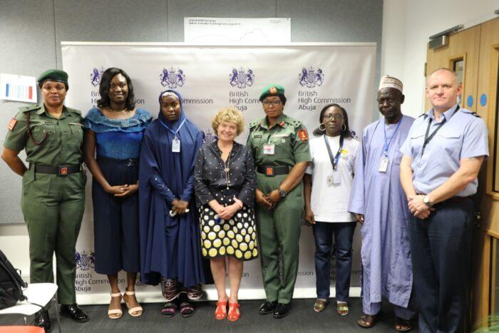 british high commission nigeria