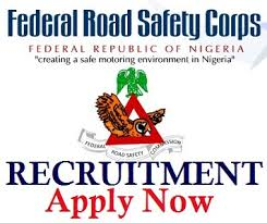 federal road safety commission recruitment
