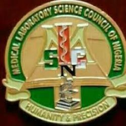 medical laboratory science council of nigeria logo
