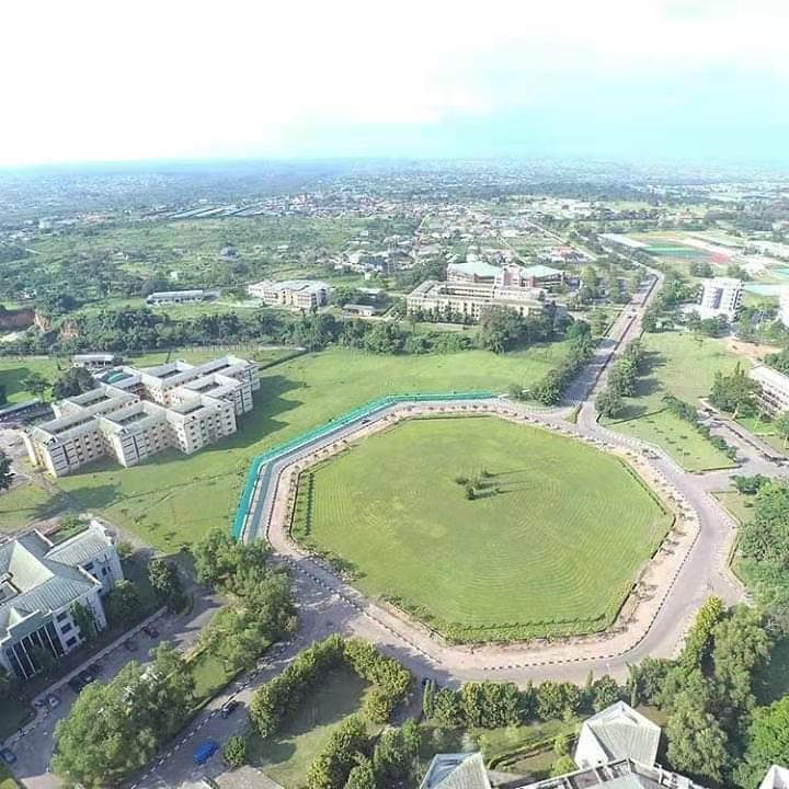 covenant university arial view