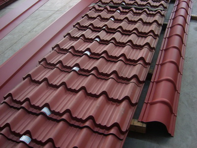 Metcoppo roofing sheets