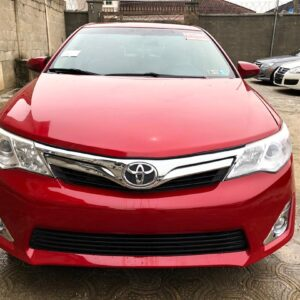 Toyota camry muscle 2010 price in nigeria