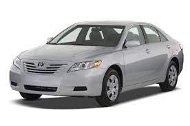 Toyota camry muscle 2008 price in nigeria