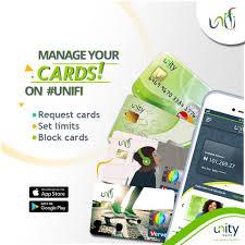 unity bank online banking app