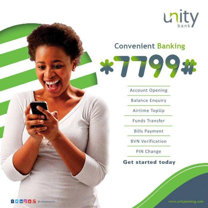 unity bank online transfer