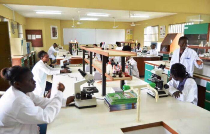 crawford University lab
